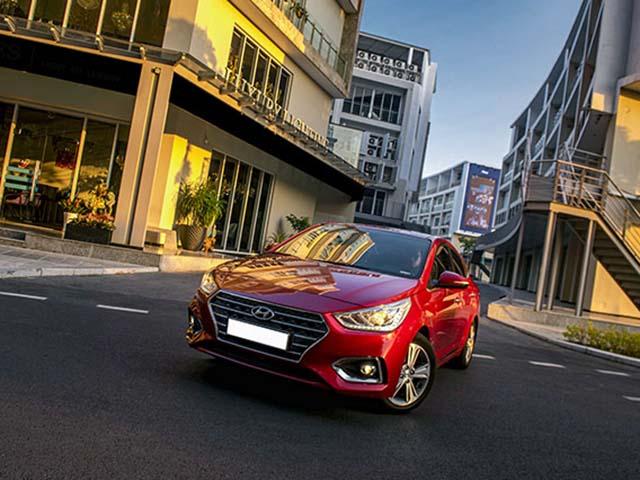 Doanh số bán ra của Hyundai Việt Nam trong tháng 6/2020