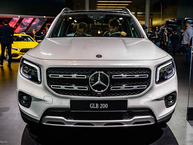 Mercedes-Benz GLB 200 ra mắt tại Thái được trang bị động cơ 1.3L tăng áp