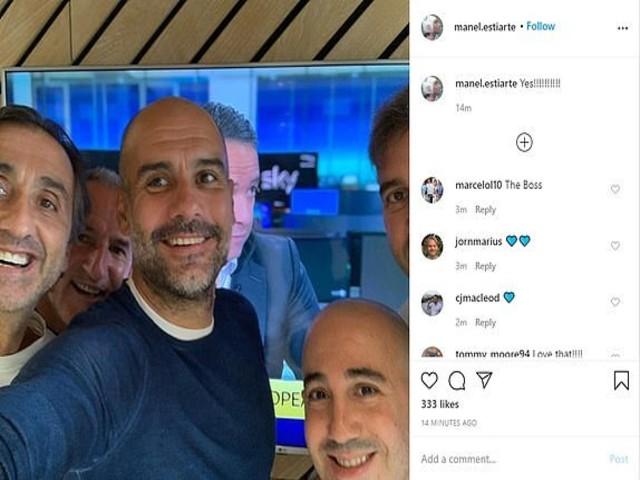 Man City thoát án cấm Cúp C1: Pep vui hết nấc, phản ứng thế nào?