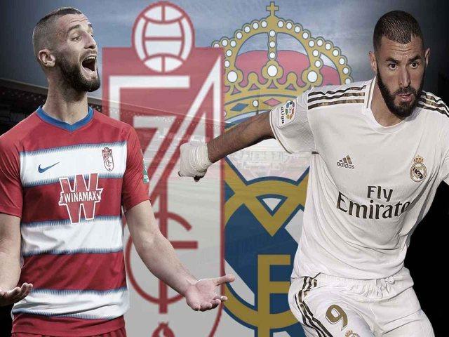 Nhận định bóng đá Granada - Real Madrid: 3 điểm trong tầm tay, tiến sát ngôi vua