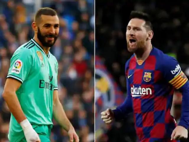 """Bi kịch Barca: Real vô địch La Liga, Messi nguy cơ mất ngôi """"Vua phá lưới"""""""