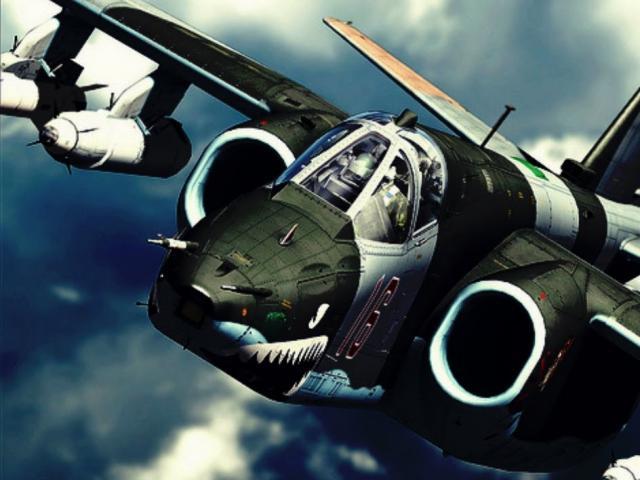 """Mãn nhãn cảnh """"xe tăng bay"""" phóng tên lửa nhìn từ buồng lái"""