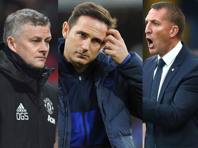 Cực nóng bảng xếp hạng Ngoại hạng Anh: Hòa Southampton, MU đứng thứ mấy?