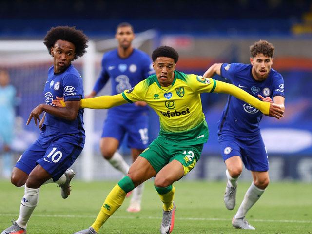Trực tiếp bóng đá Chelsea - Norwich: Không có bàn thắng thứ hai (Hết giờ)