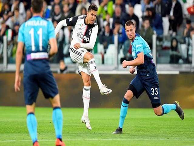 """Nhận định bóng đá Sassuolo - Juventus: Ronaldo thăng hoa, """"Bà đầm"""" thẳng tiến"""