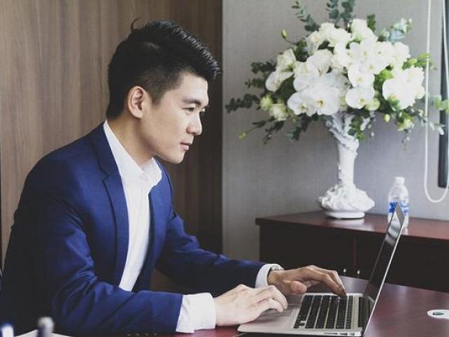 """Chân dung thiếu gia Việt điển trai thích ăn quán vỉa hè, sở hữu tài sản """"nghìn tỷ"""""""