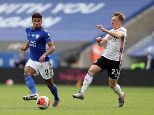 Trực tiếp bóng đá Leicester City - Sheffield United: Thắng lợi nhẹ nhàng (Hết giờ)