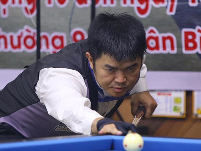 Chung kết giải bi-a toàn cao thủ Việt: Quốc Nguyện thua ngỡ ngàng