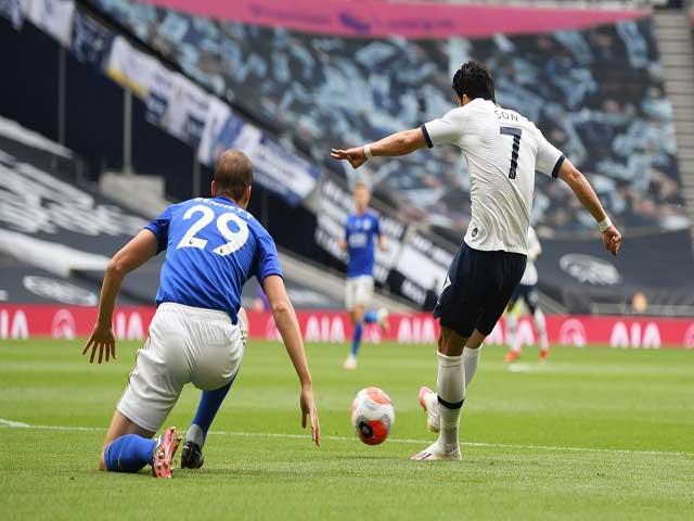 Video highlight trận Tottenham - Leicester: Kane tỏa sáng, nuôi tiếp hy vọng