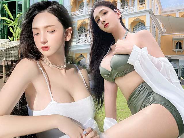 Cô gái Sài thành chuyển giới đẹp như nữ thần khiến người nhìn không tin vào mắt mình