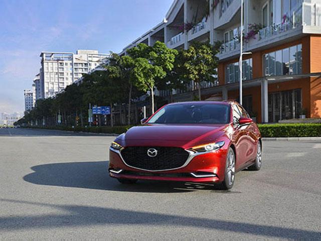 Giá lăn bánh xe Mazda 3 mới nhất tháng 7/2020