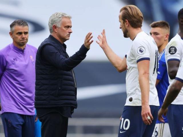 """Harry Kane tỏa sáng """"giúp"""" MU, Chelsea: Mourinho khen """"không ai sánh nổi"""""""