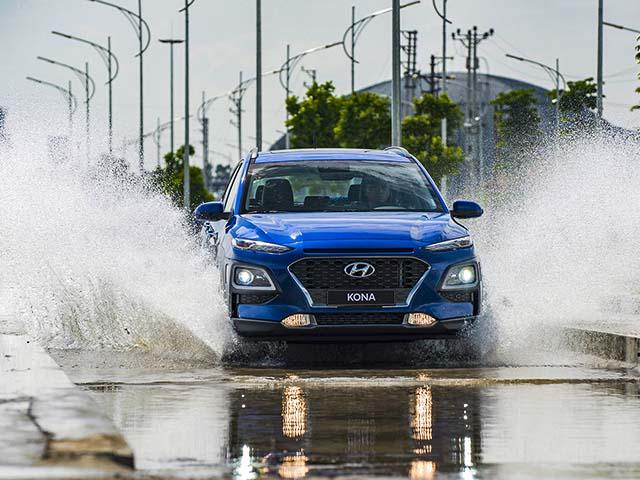 Hyundai mở rộng thời gian bảo hành cho các dòng xe SUV