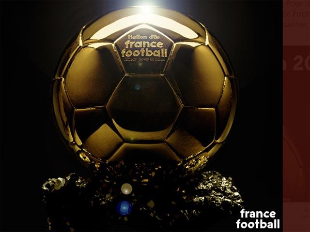 Ronaldo đón tin sốc: Hủy trao giải Quả bóng vàng 2020, nguyên nhân vì sao?