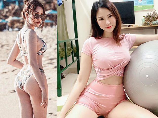 """Con dâu siêu mẫu sexy của tỷ phú Hoàng Kiều """"gây sốt"""" khu cách ly Covid Hà Nội"""