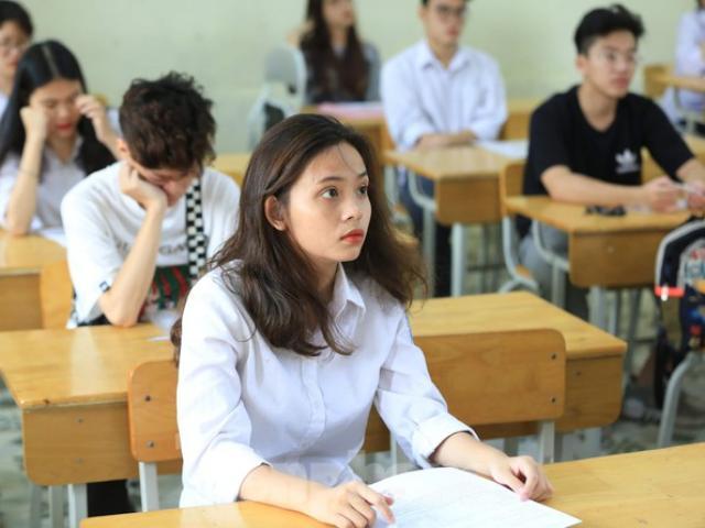 Hà Nội công bố 143 điểm thi tốt nghiệp THPT 2020