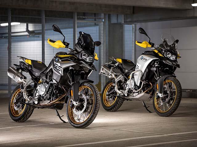 BMW trình làng bộ ba mô tô khủng: Lời thách thức với Yamaha Tracer 900