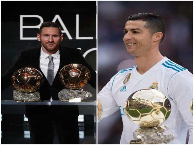 Ronaldo ôm hận, vĩnh viễn thua kém Messi Quả bóng vàng vì Covid 19?