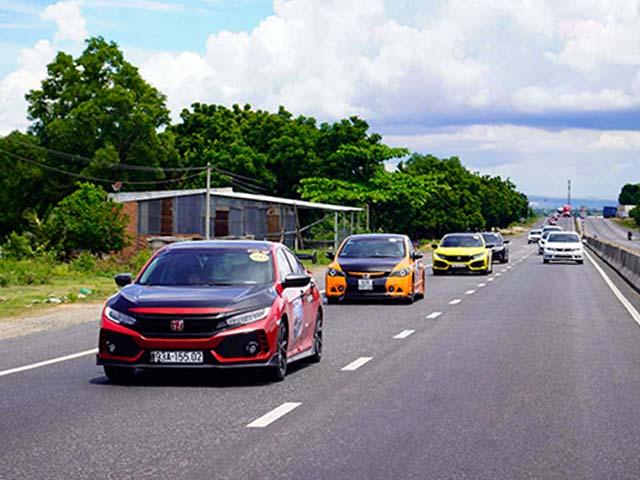 Hành trình Offline cùng hội Civic Club SG về biển đảo Bình Hưng