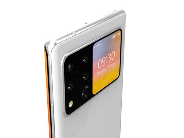 Galaxy S30 Ultra đẹp ngất ngây với camera khủng
