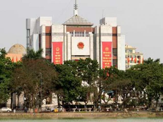 Phòng Thư ký - Biên tập UBND TP Hà Nội có cán bộ vừa bị khởi tố làm nhiệm vụ gì?