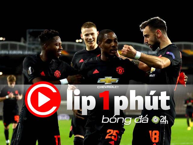 MU bung sức cho top 4: Có muốn đua vô địch Europa League? (Clip 1 phút Bóng đá 24H)