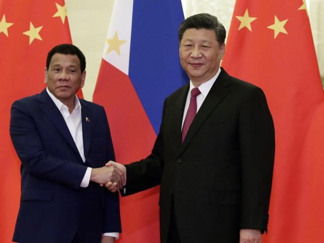 Philippines quay lưng với Trung Quốc, giai đoạn vàng chấm dứt