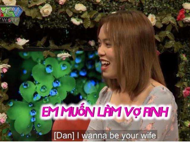 """Bạn muốn hẹn hò: Nam chính quyết giữ trinh tiết cho bạn gái, nữ chính tuyên bố """"em muốn làm vợ anh"""""""