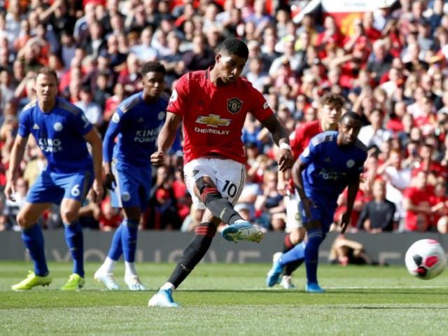Trực tiếp Ngoại hạng Anh vòng 38: Huyền thoại Owen tin MU thắng Leicester City 3-1