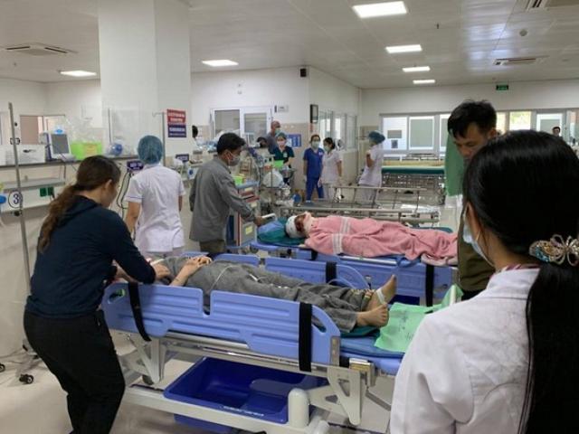 Tai nạn ở Quảng Bình: Hành khách ngồi phía tiếp giáp với ta luy đá tử vong gần hết