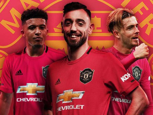 """MU mơ đội hình cực """"khủng"""" mùa sau: Tân vương Liverpool sẽ choáng"""