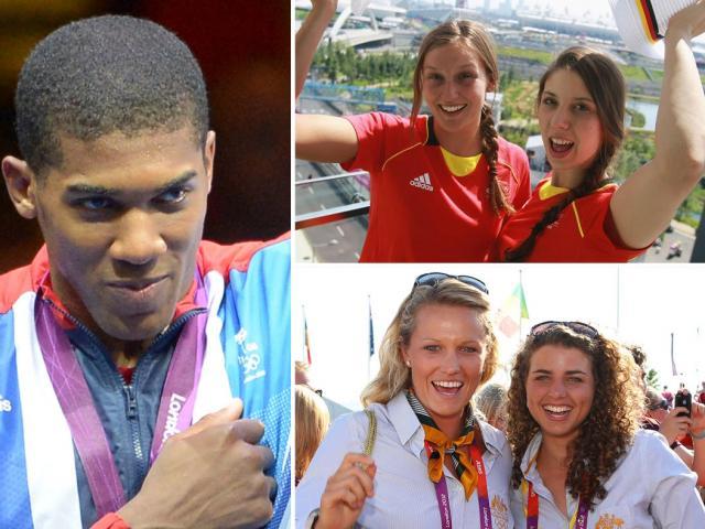 """Siêu võ sỹ Joshua kể chuyện """"đỏ mặt"""" ở Olympic: Cám dỗ từ người đẹp"""