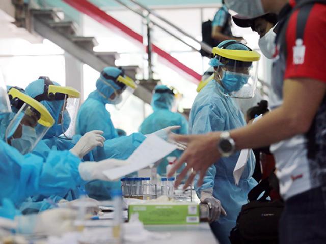 2 trường hợp nghi nhiễm COVID-19 ở Bệnh viện Quốc tế City: Sở Y tế TP.HCM chỉ đạo khẩn