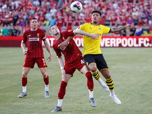 MU gặp biến chuyển nhượng: Sancho có thể về Liverpool, đâu là sự thật?