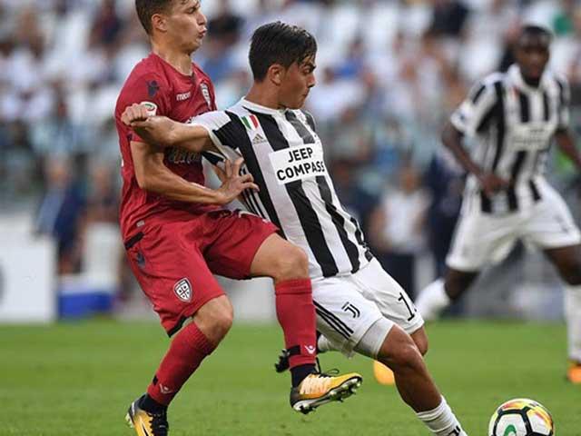 Trực tiếp bóng đá Cagliari - Juventus: Nhạt nhòa tấn công (Hết giờ)