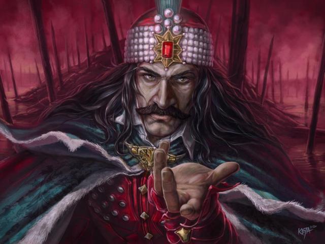 """Loạt tội ác khiến 8 vạn người chết thảm của """"bá tước Dracula"""""""