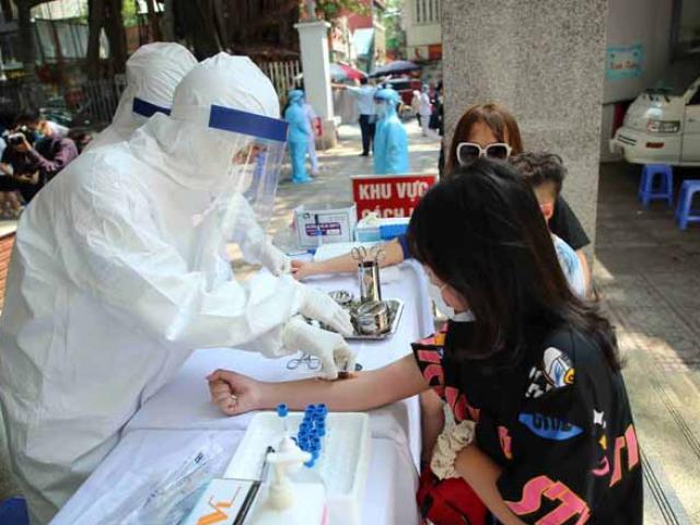 Công bố 5 ca nhiễm COVID-19, tất cả đều ở Quảng Nam