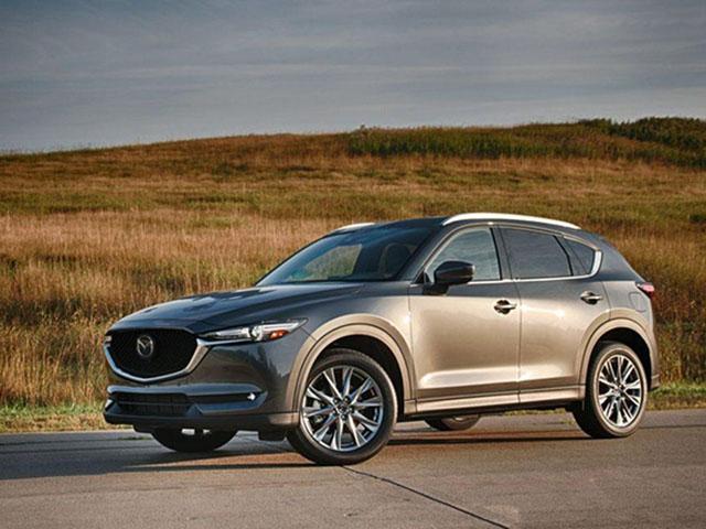 Mazda CX5 doanh số thấp hơn các đối thủ cạnh tranh trong phân khúc