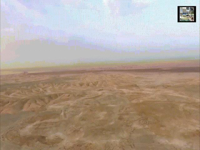 Video: Khoảnh khắc tên lửa đạn đạo Iran xuyên thủng đất dày bay vụt lên trời