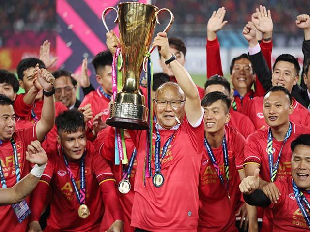Tin nóng với thầy Park, đội tuyển VN: AFF Cup được tổ chức vào tháng 4/2021?