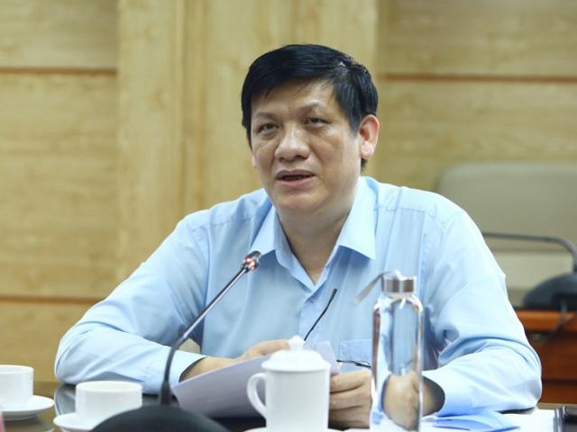 Quyền Bộ trưởng Bộ Y tế nhận định về tình hình dịch COVID-19 ở Đà Nẵng