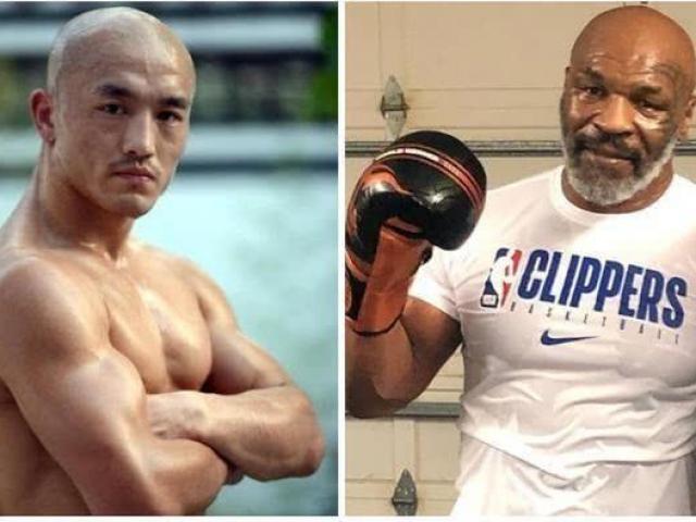 """""""Đệ nhất Thiếu Lâm"""" muốn đấu Mike Tyson, khuyên khán giả không xuyên tạc"""
