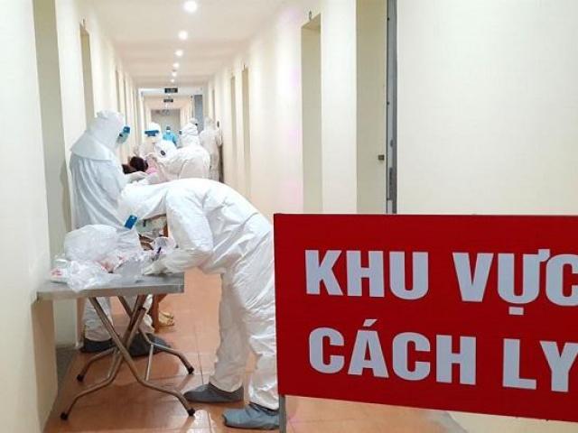 Nhiều người nhà của bệnh nhân 428 cũng bị nhiễm bệnh COVID-19