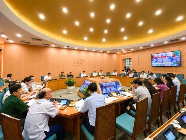 Ca nghi nhiễm COVID-19 ở Hà Nội đã âm tính với xét nghiệm PRC