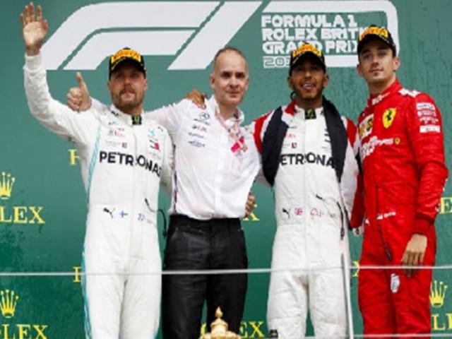 Đua xe F1, Chặng 4, British GP: Mercedes – Hamilton sẽ nối dài mạch chiến thắng