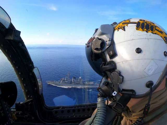 Biển Đông: Thời cơ vàng để đối phó Trung Quốc
