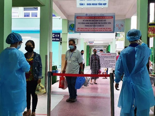 Truy nguồn gốc lây nhiễm các ca bệnh không liên quan đến ổ dịch ở Đà Nẵng