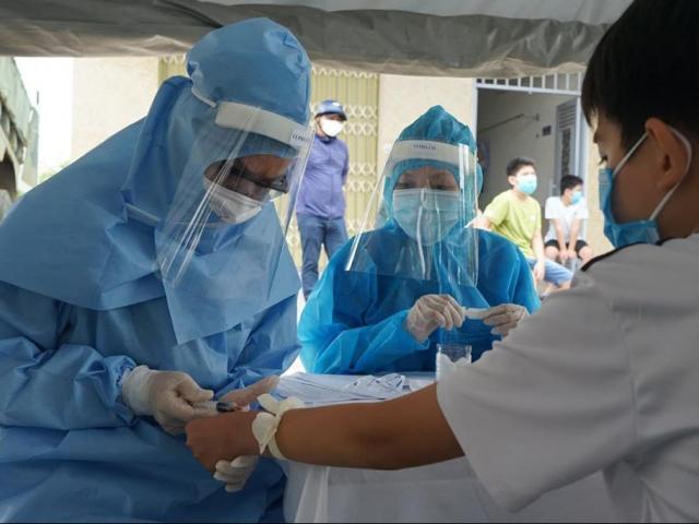 Đà Nẵng đã xác định được hơn 7.000 người là F1 của các ca nhiễm COVID-19