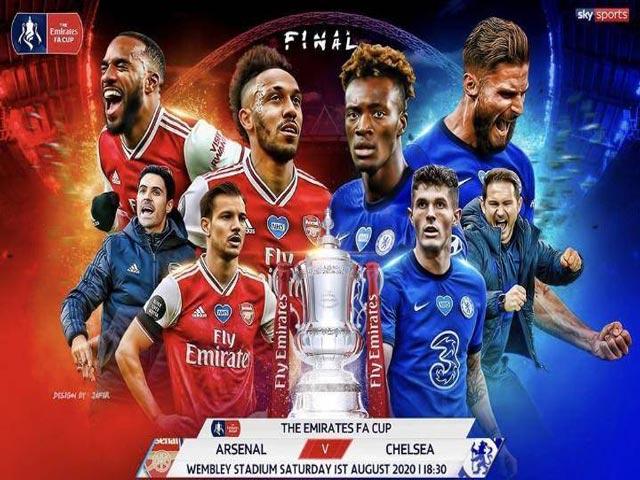 Nhận định bóng đá Arsenal – Chelsea: Derby London rực lửa Wembley (Chung kết FA Cup)