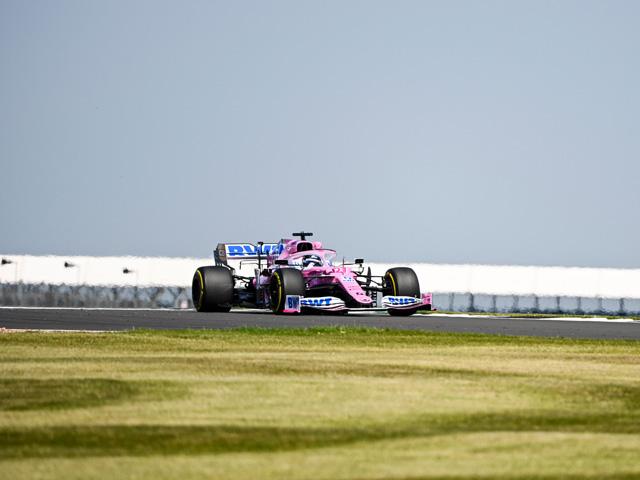 """Đua xe F1, British GP: Nắng khắc nghiệt, """"Báo hồng"""" bất ngờ đầu bảng ngày đua thử"""